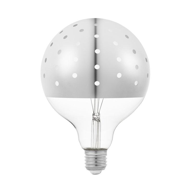 Tivoli Lampadina Dot LED E27 3W, argento