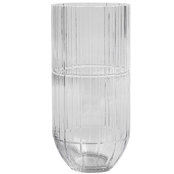 Hay Colour vase, XL, clear