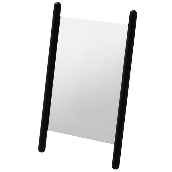 Skagerak Georg table mirror, black