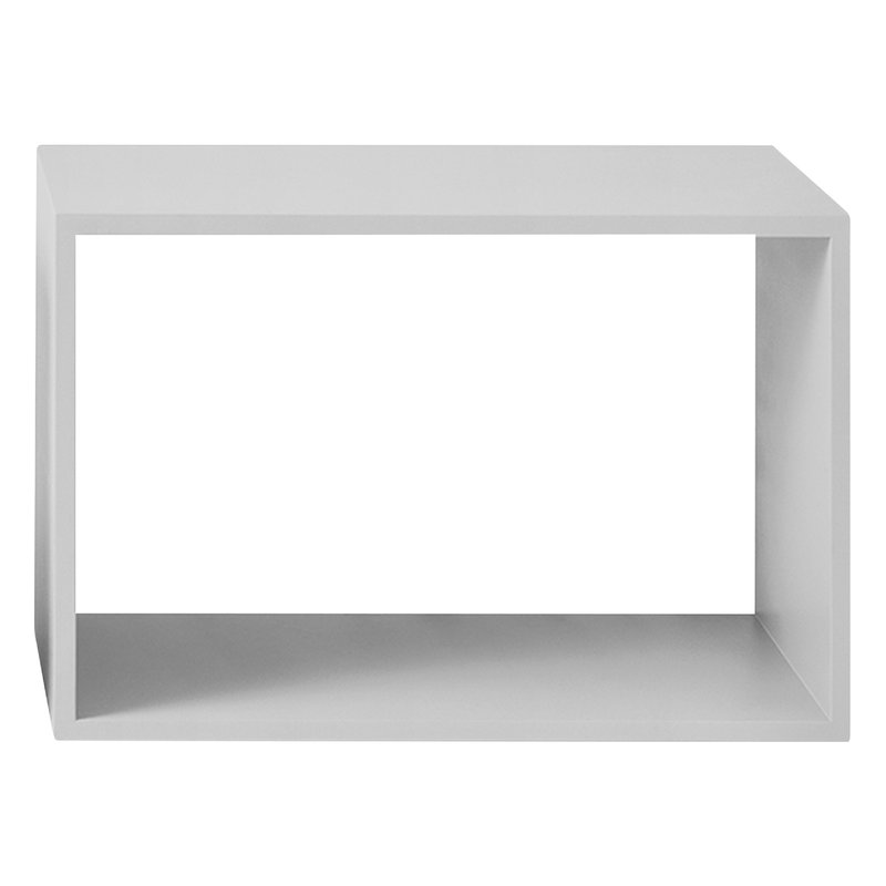 Muuto Modulo Stacked 2.0, grande, grigio chiaro