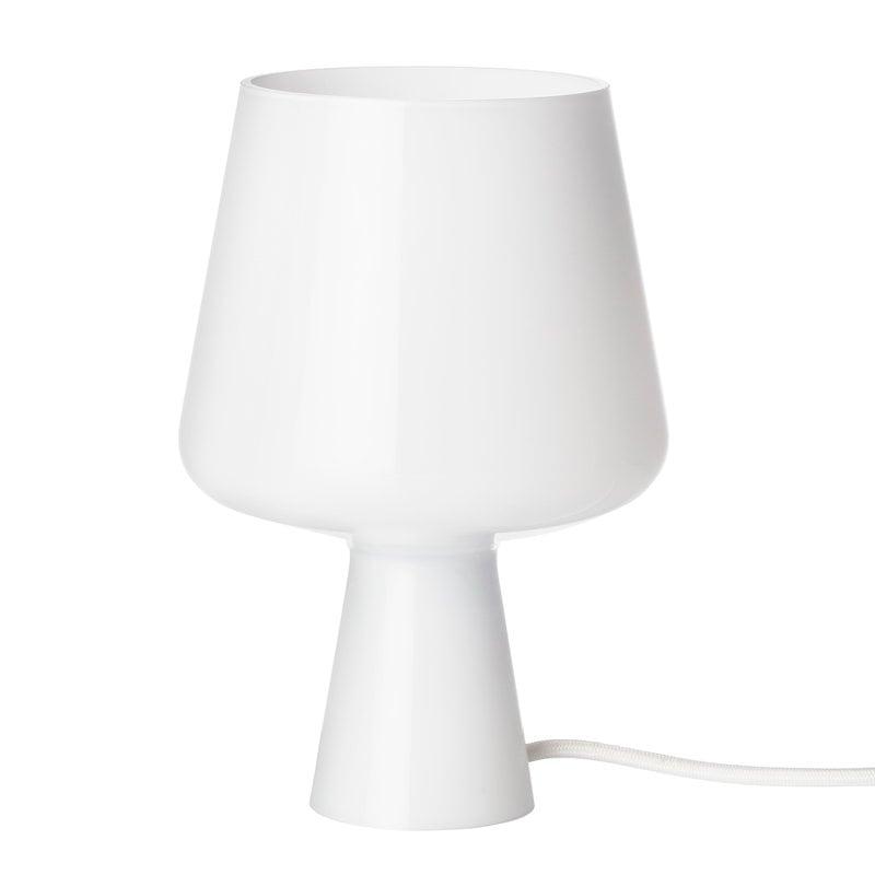 Iittala Lampada da tavolo Leimu 24 cm, bianca