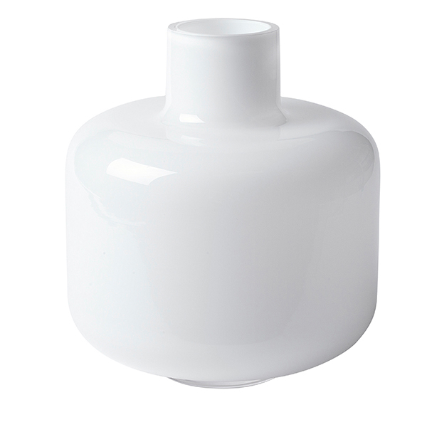 Marimekko Ming Vase White Finnish Design Shop