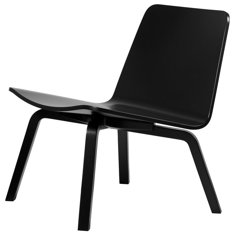 Artek Lounge Chair HK002, black