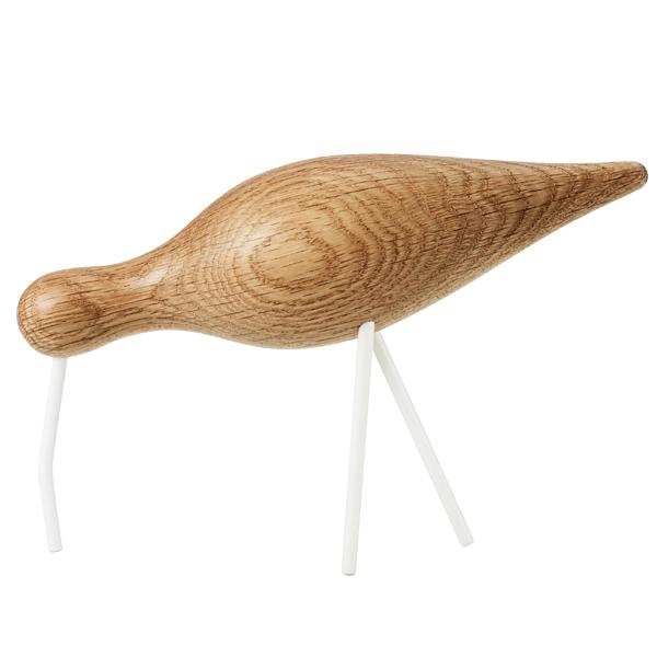 Normann Copenhagen Shorebird, grande, zampe bianche