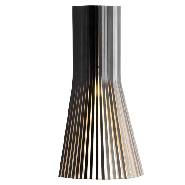 Secto Design Lampada da parete Secto 4231 45 cm, nera | Finnish ...