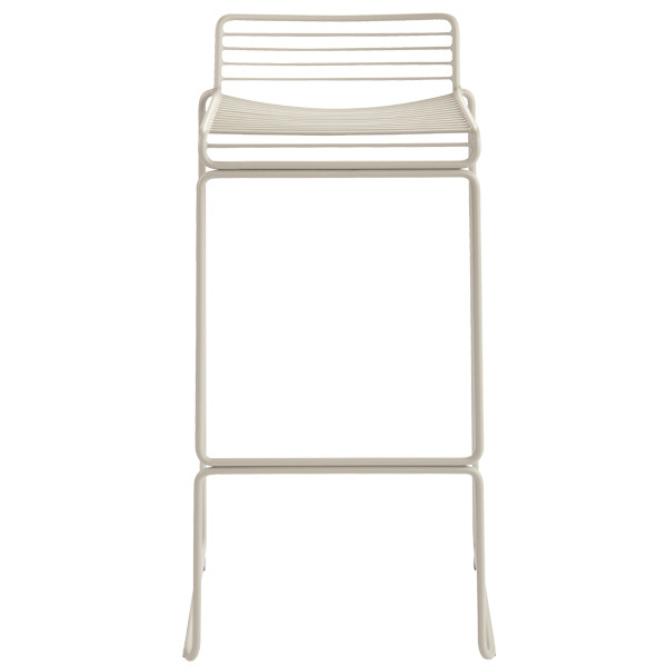 Hay Hee bar chair, beige