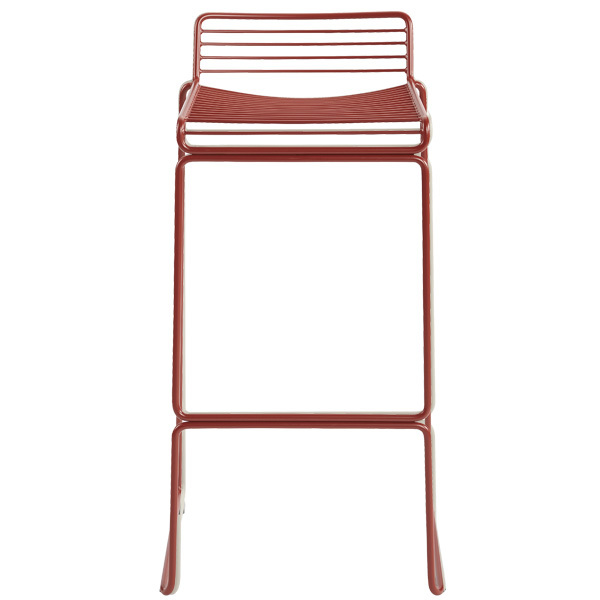 Hay Hee bar chair, rust