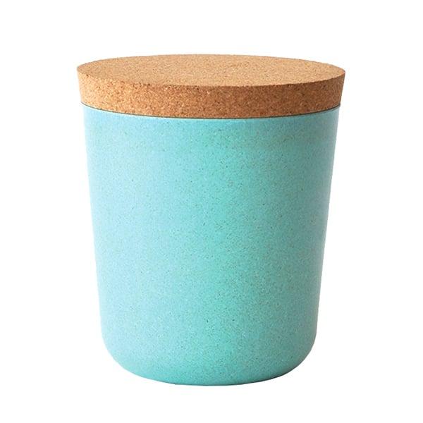 Ekobo Claro storage jar, XL, lagoon
