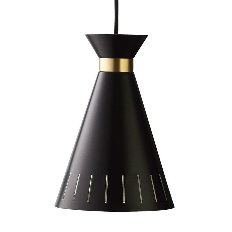 Warm Nordic Cone riippuvalaisin, musta