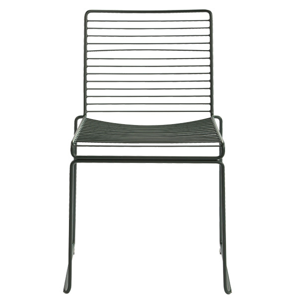 Hay Hee dining chair, racing green