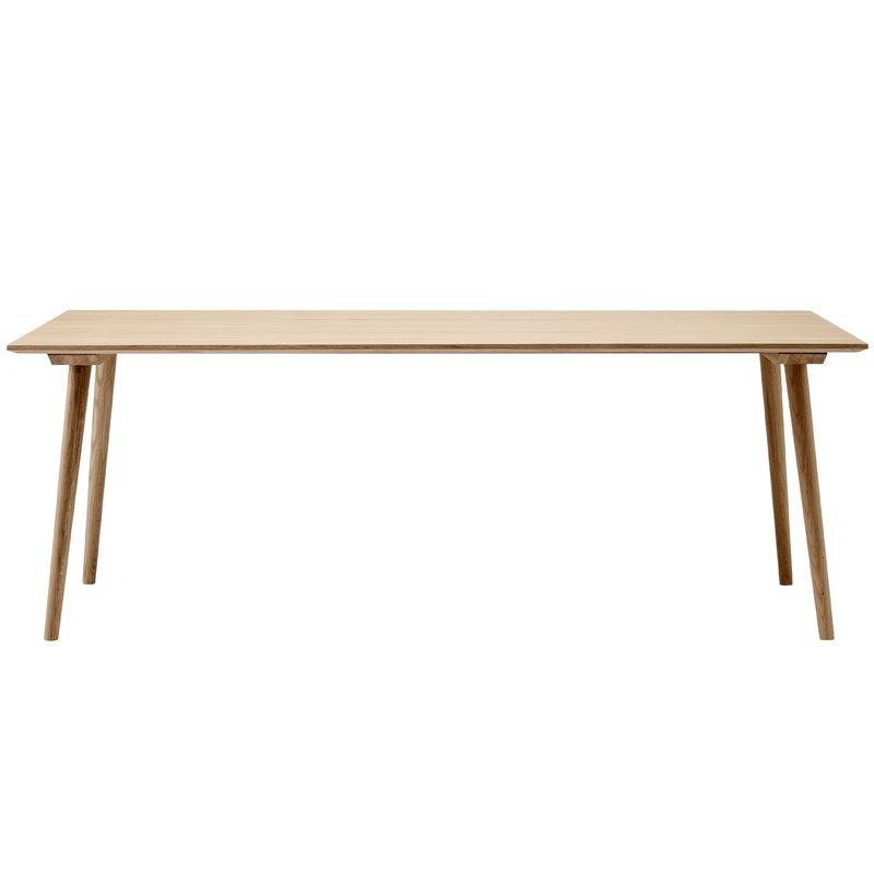 &Tradition In Between SK5 pöytä 90x200 cm, lakattu tammi