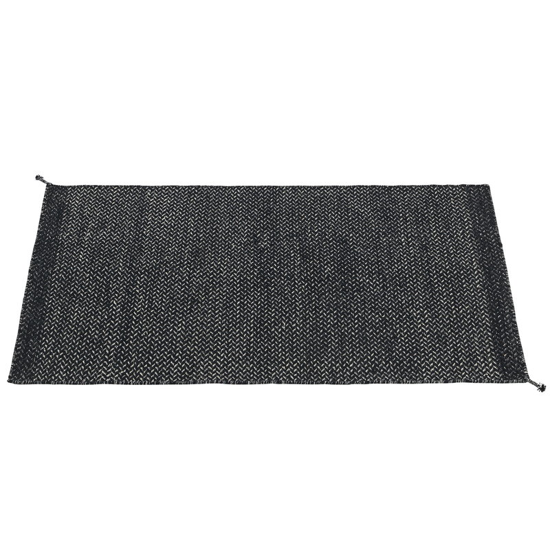 Muuto Ply rug,  midnight blue