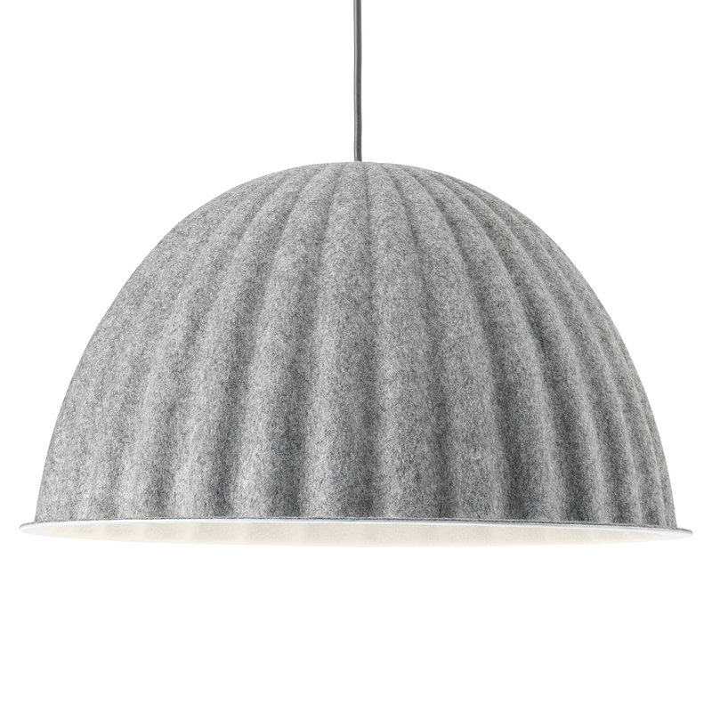 Muuto Under the Bell pendant 55 cm, grey