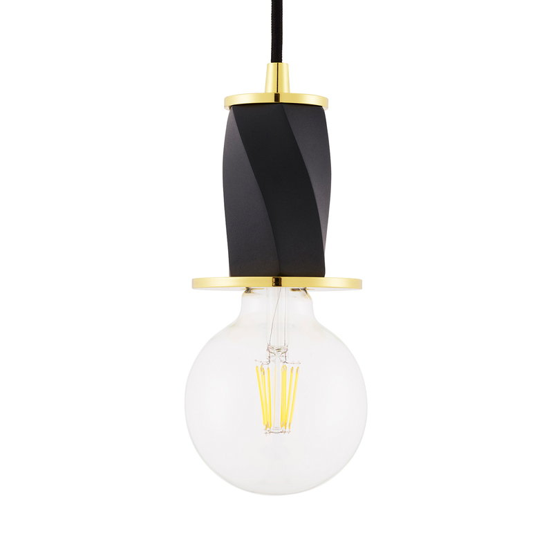 Tivoli Bon pendant, small, black
