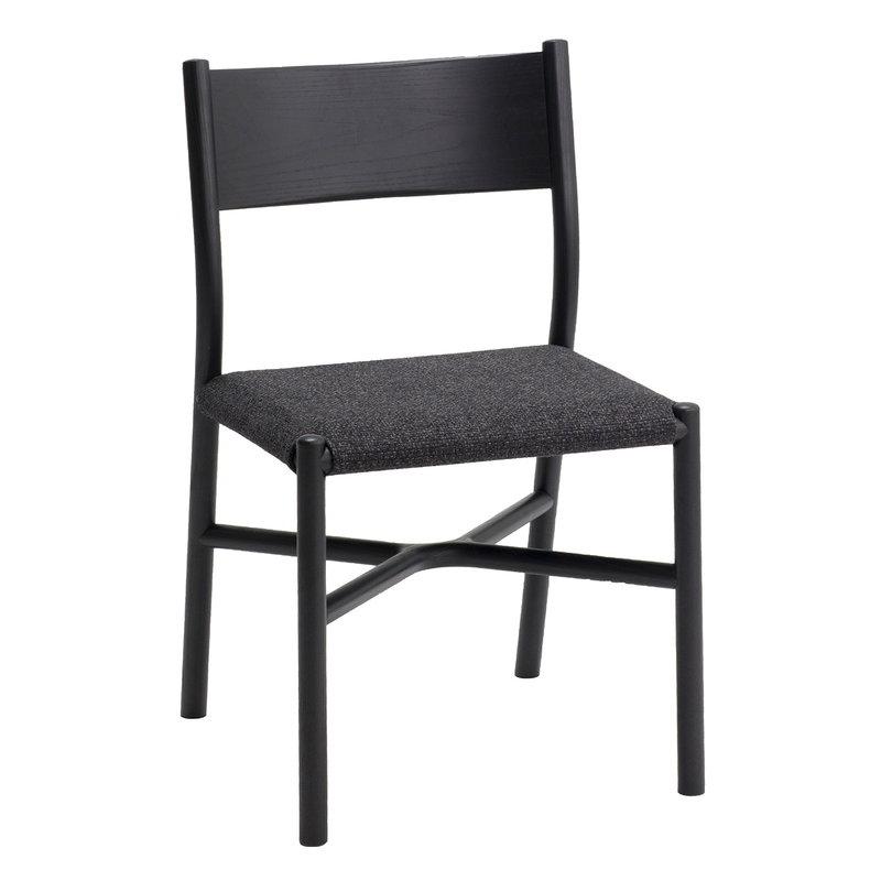 Ariake Ariake chair, black - fabric