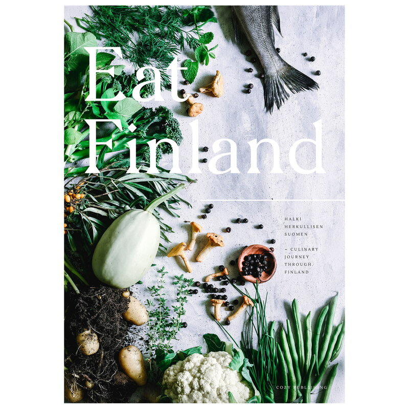Cozy Publishing Eat Finland