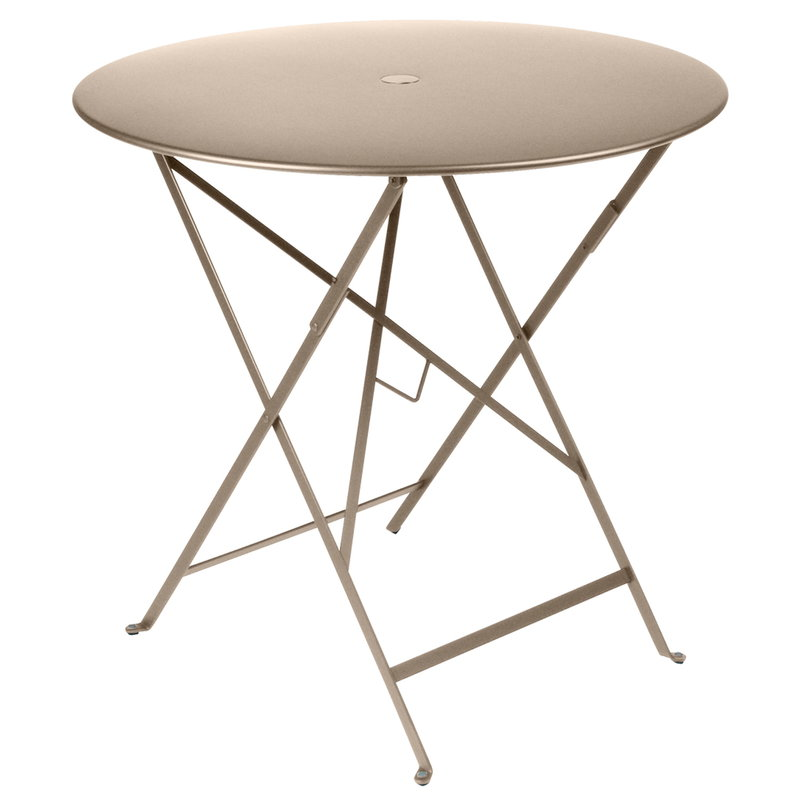 Fermob Bistro table 77 cm, nutmeg