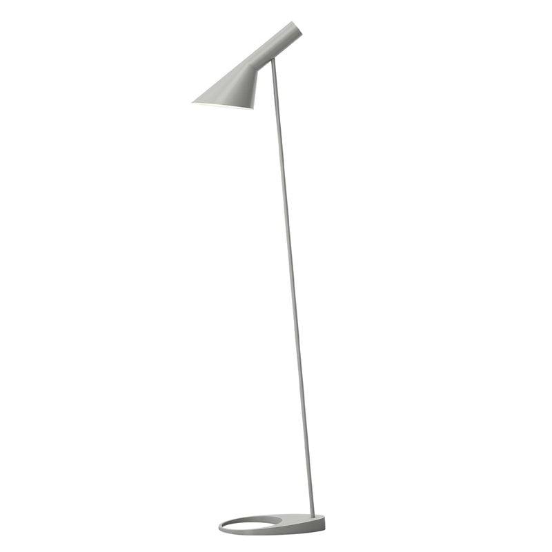 Louis Poulsen Aj Floor Lamp Original Grey Finnish Design Shop