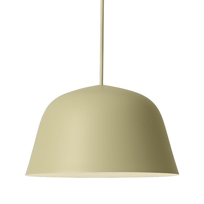 Muuto Lampada Ambit 25 cm, verde beige