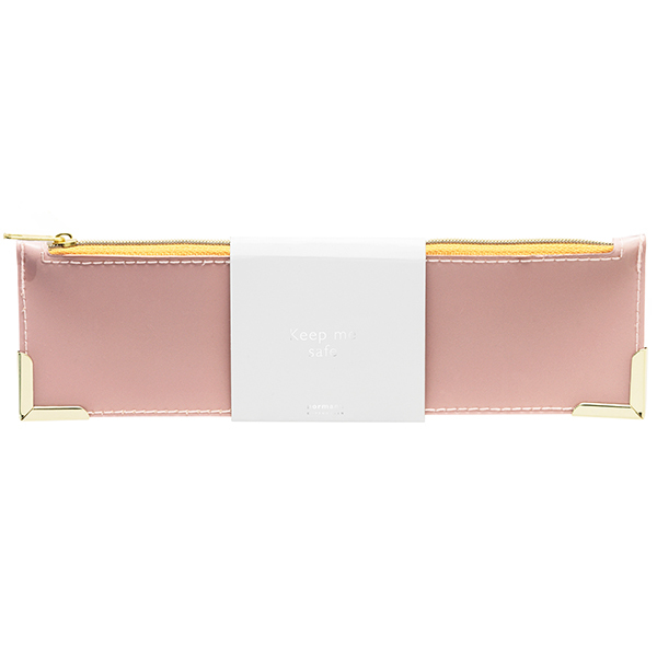 Normann Copenhagen Daily Fiction pencil case, light pink