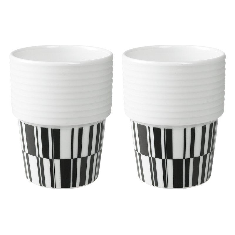 Rörstrand Filippa K coffee mug 0,31 L, 2 pcs, Deco
