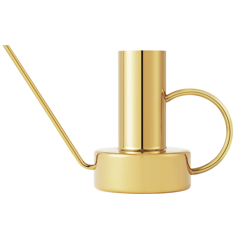 Tivoli Divan watering can, brass