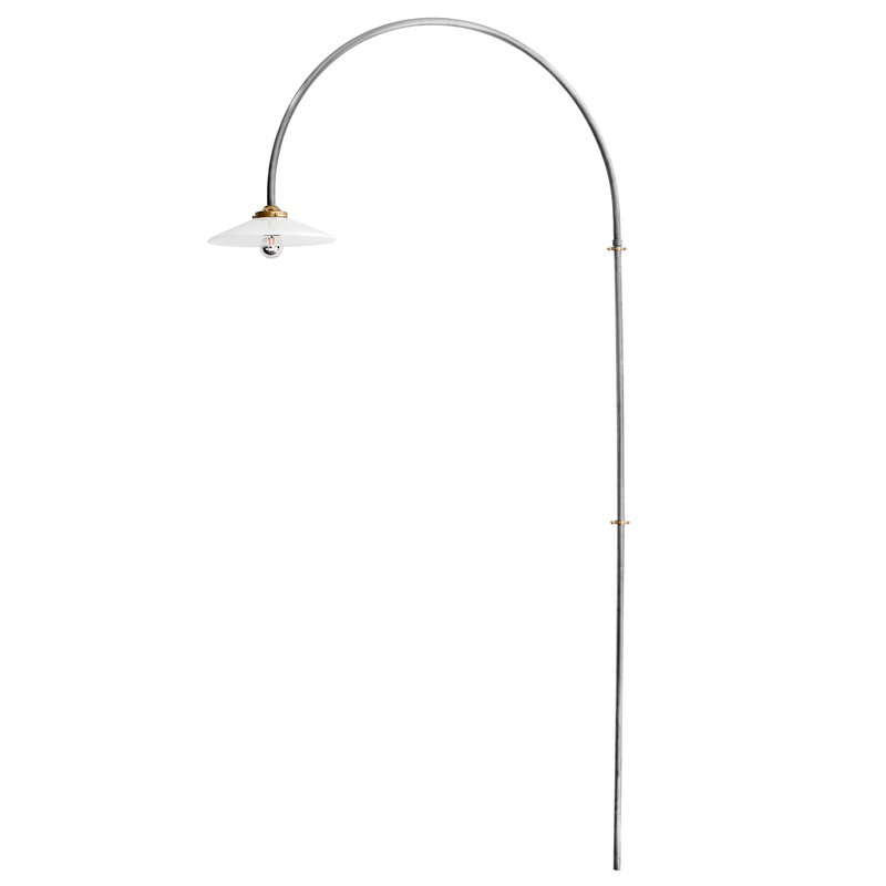 Valerie Objects Hanging Lamp n2, unlacquered steel