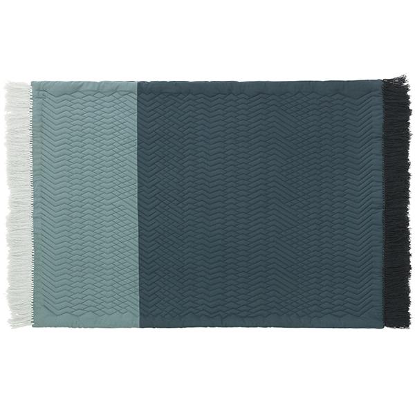 Normann Copenhagen Trace rug, blue