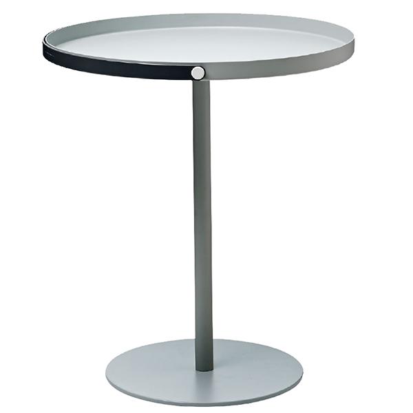 Design letters tavolo table to go grigio finnish design for Tavolo grigio