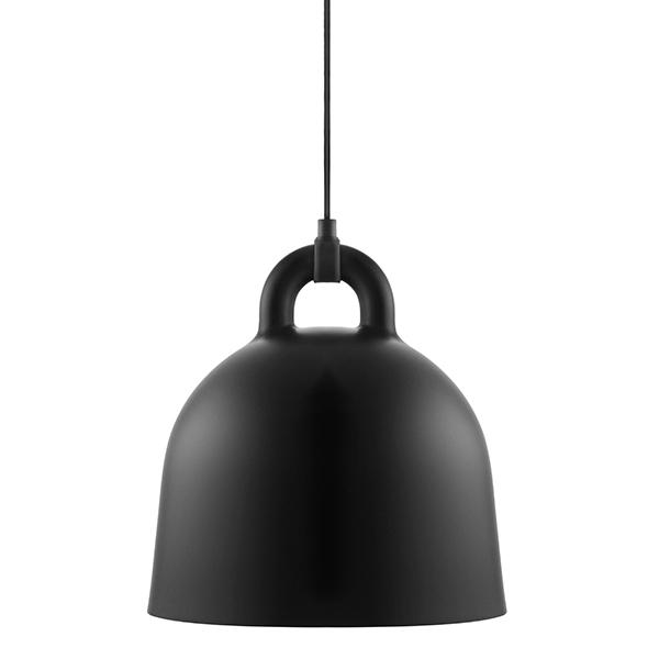 Normann Copenhagen Bell pendant, S, black
