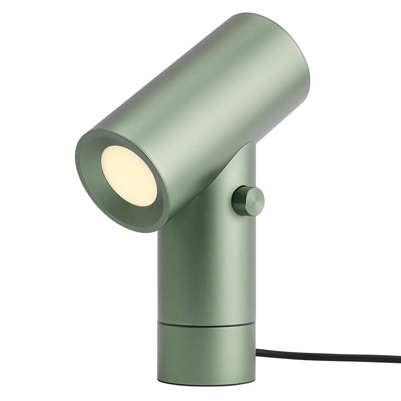 Muuto Lampada da tavolo Beam Lamp, verde