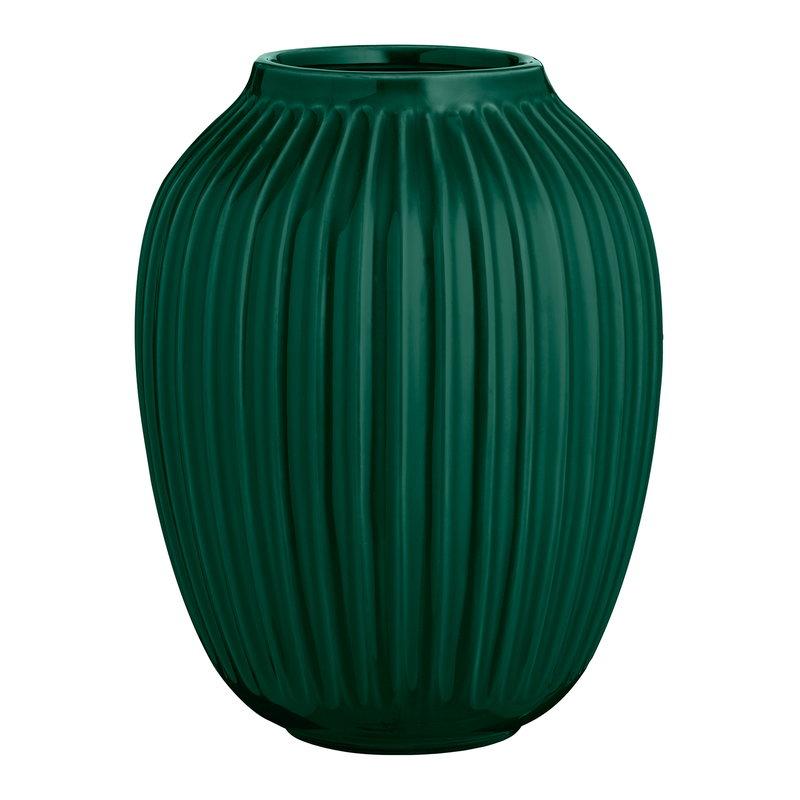 Kähler Vaso Hammershøi 250 mm, verde