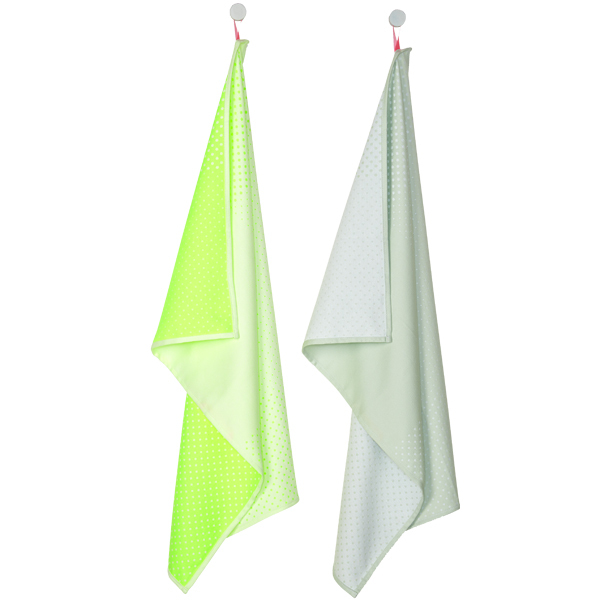 Hay S&B Tea towels, 2 pcs, Block Dots