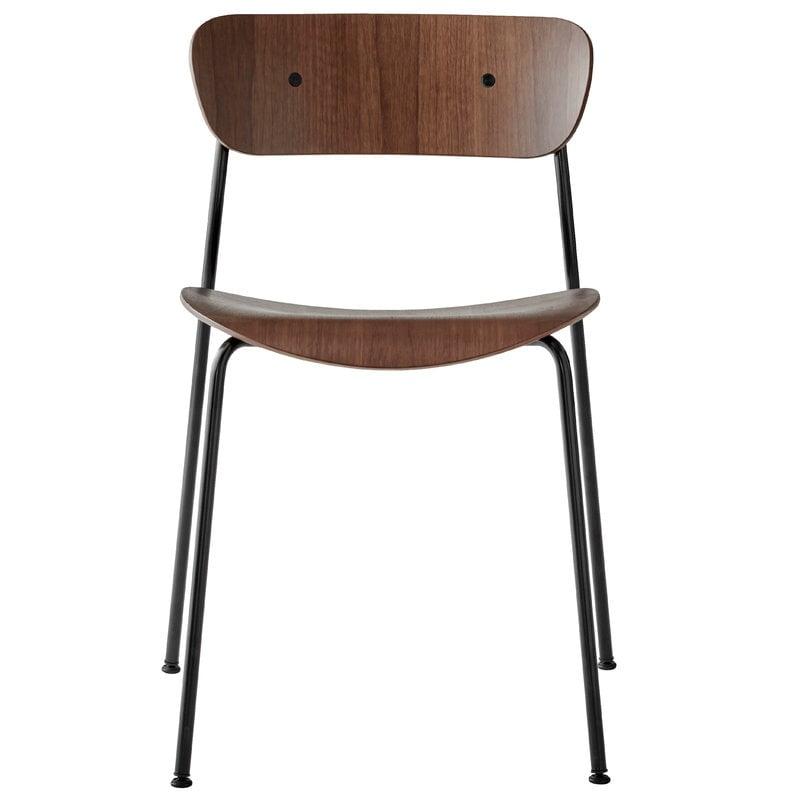 &Tradition Pavilion AV1 chair, walnut