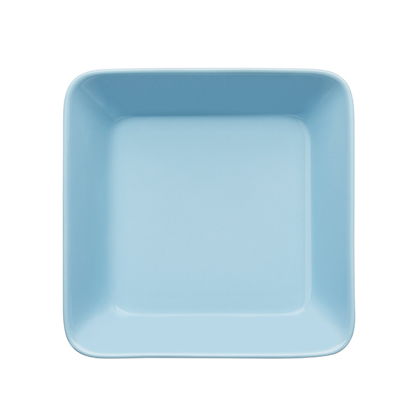 Iittala Teema dish 16x16 cm, light blue