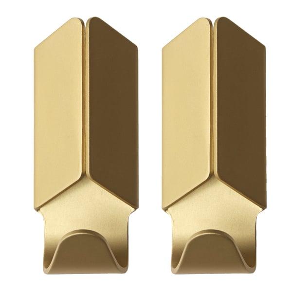 Hay Volet hook, 2 pcs, gold