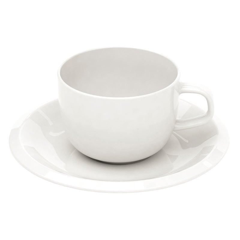 Iittala Raami kahvikuppi 0,27 L + vati 16 cm