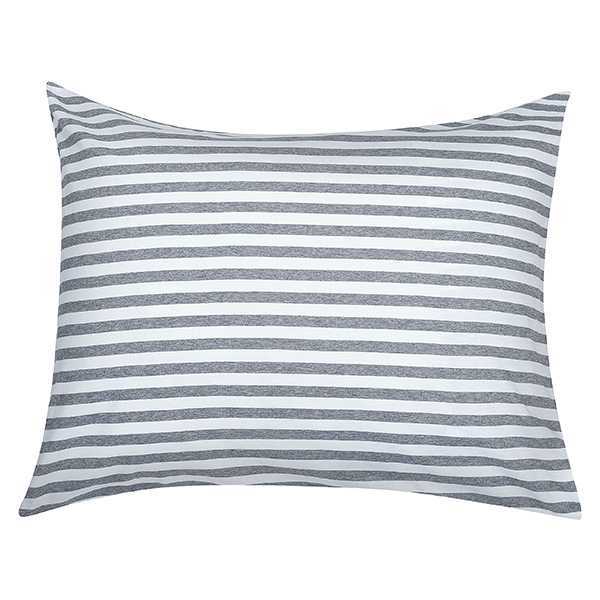Marimekko Tasaraita pillowcase, grey-white