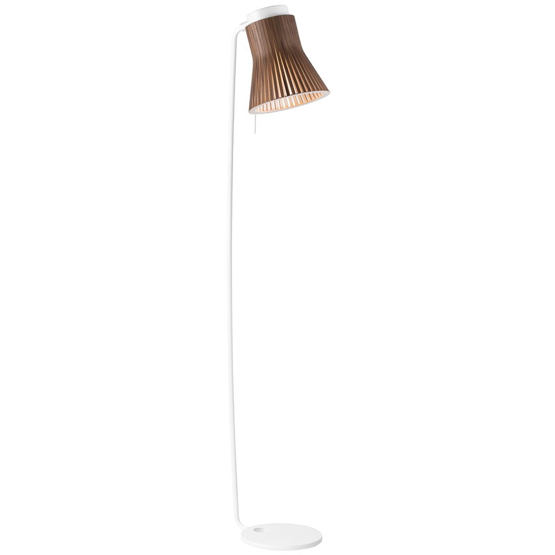 Secto Design Petite 4610 floor lamp, walnut