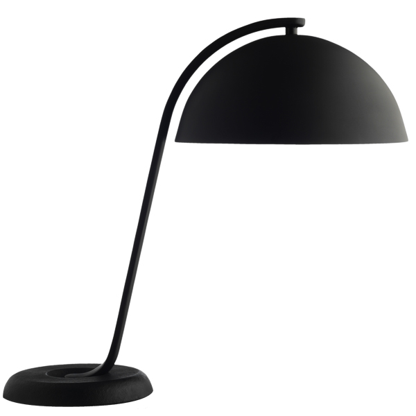 Hay Cloche table lamp, black