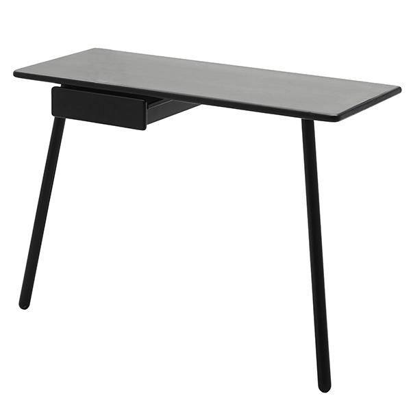 Skagerak Georg työpöydän laatikko, musta