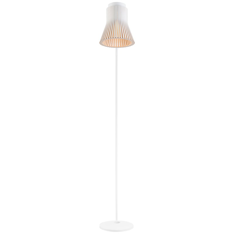 Secto Design Petite 4610 floor lamp, white