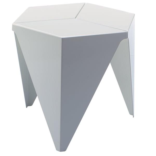 Vitra Prismatic pöytä, valkoinen