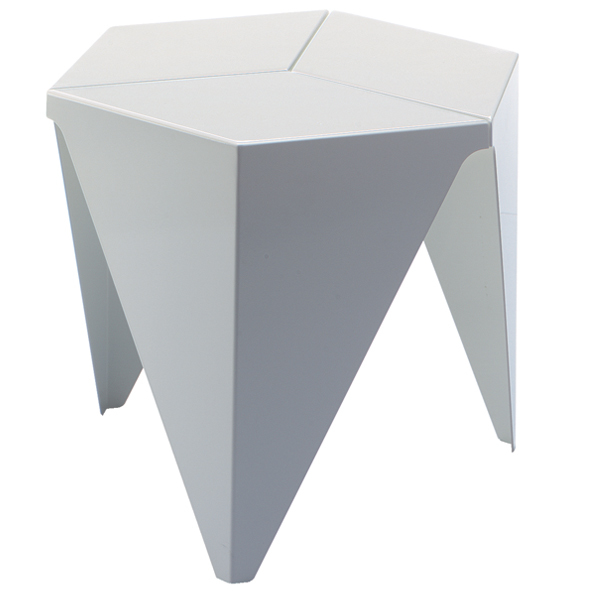 Vitra Prismatic table, white