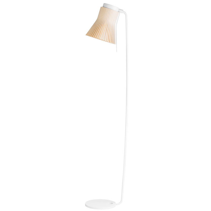 Secto Design Petite 4610 floor lamp, birch