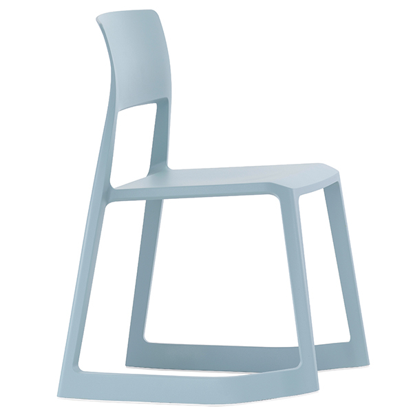 Vitra Tip Ton chair, ice grey