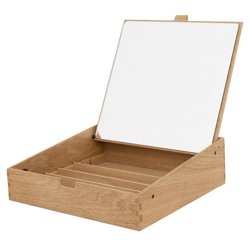 Klassik Studio Beauty Box, oiled oak