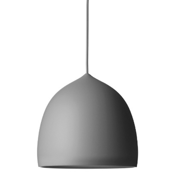Fritz Hansen Suspence P1 pendant, light grey