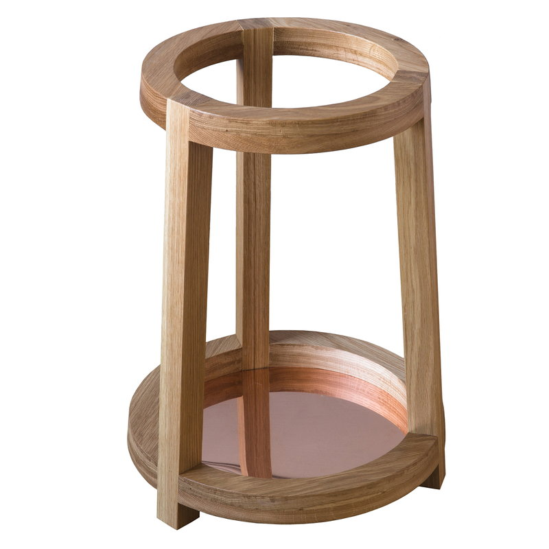 Made by Choice Lonna umbrella stand, oak