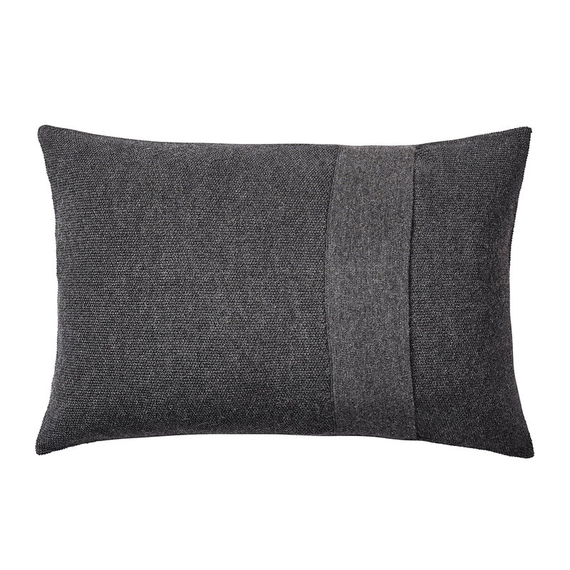 Muuto Layer cushion 40 x 60 cm, dark grey